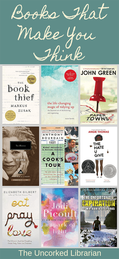 26 Powerful Books That Make You Think is part of Book club books, Inspirational books, Books, Best books to read, Good books, Great books to read - Looking for powerful books that make you think differently about the world  Check out some of the best books that will make you think outside the box