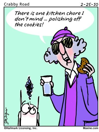 Maxine Quotes On Life Maxine Exercise And Diet Cartoon Funny Old People Humor Maxine