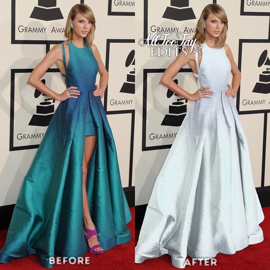 Taylor swift go pick out a white dress