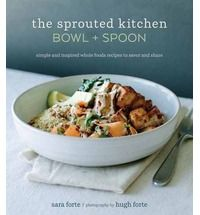"""In this follow-up to her successful first book, """"The Sprouted Kitchen,"""" blogger and author Sara Forte turns her attention to bowl food, which combines vegetables, whole grains, and lean proteins in one vessel to make a simple, complete, and nutritious meal.  The bowl is a perfect vessel in which to create simple, delicious, and healthy meals. When gathered together in a single dish, lean proteins, greens, vegetables, and whole grains nestle against each other in a unique marriage of flavor…"""