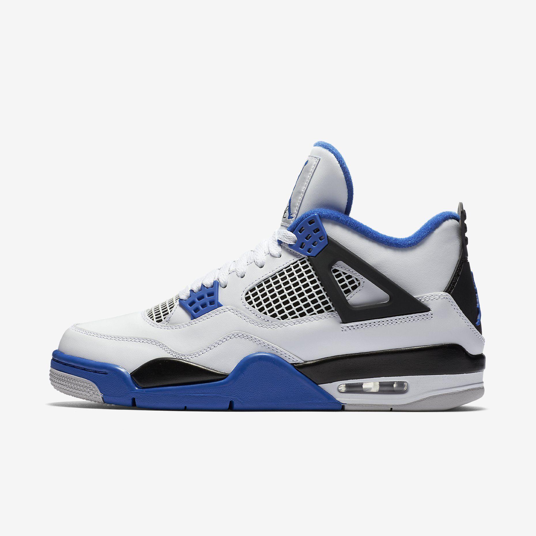 A Pair of Jordans - Nike Air Jordan 4 Retro, $190; at Nike ...