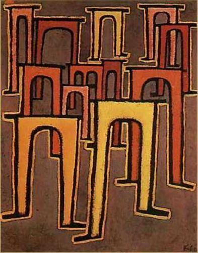 Paul Klee Bewegte Bilder In Leichter Sprache