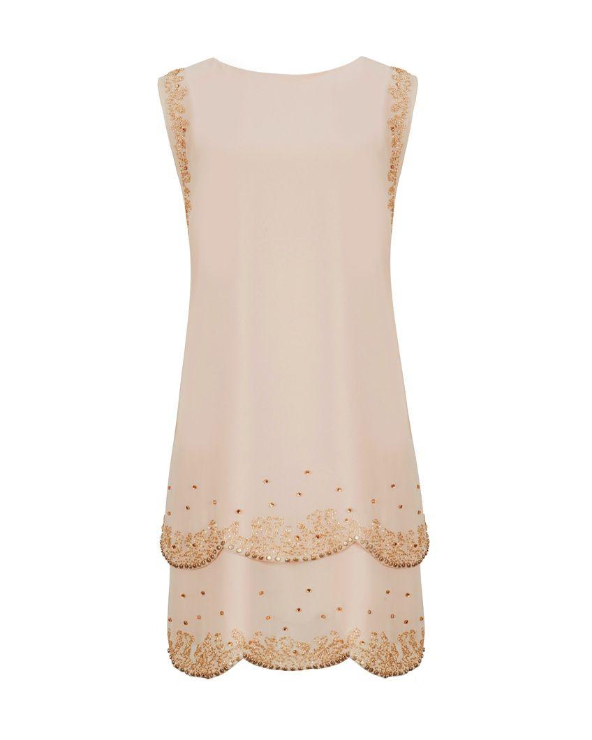 Ted Baker MAREE - Embellished flapper #dress - £199