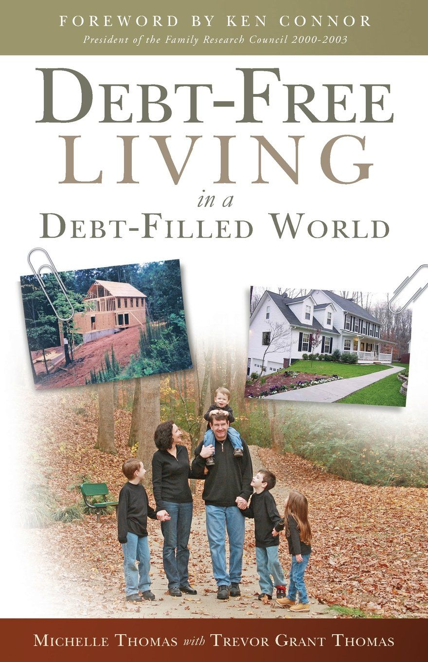 Don't Own Don't Rent Live Well (eBook) Debt free, Debt