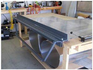 metal brake plans. home made metal bending brake. (www.eaa.org/experimenter/articles brake plans a