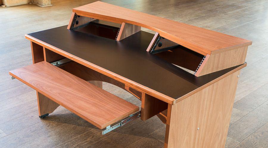 StudioRacks The Origin Recording Studio Desk Is Designed To Provide A  Compact, Flexible And Stylish