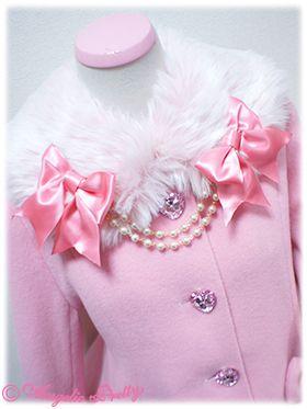 Angelic Pretty - Jewelry Girl Coat