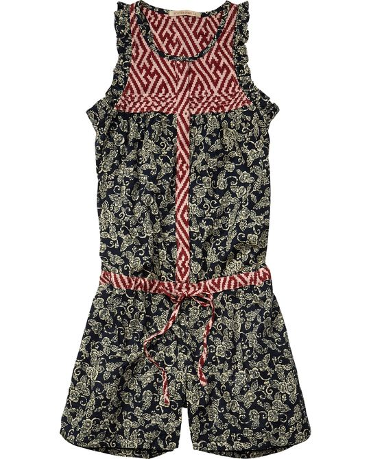 sleeveless jumpsuit | All-in1 | Girls Clothing at Scotch & Soda