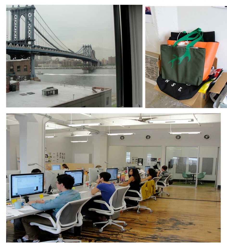 Red Antler creative agency offices in Brooklyns DUMBO ...