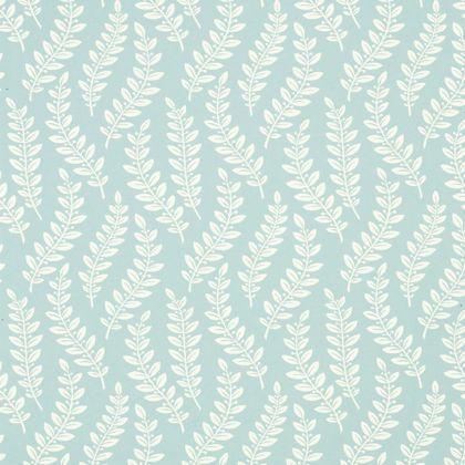 Laura Ashley - Fenton - Duck Egg - Wallpaper at Homebase -- Be inspired and make your house a home. Buy now.