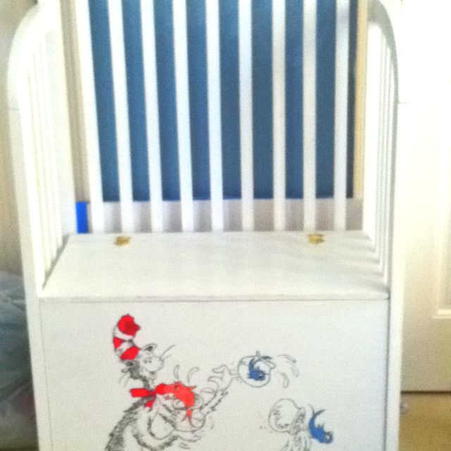My Baby Boys Toy Box From Their Crib Boys Toy Box Baby Boy Toys Baby Furniture