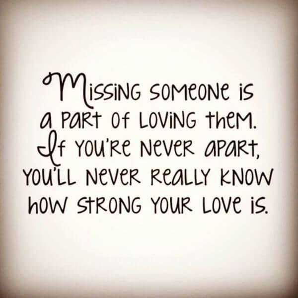 Ur quotes missing love 160 Cute