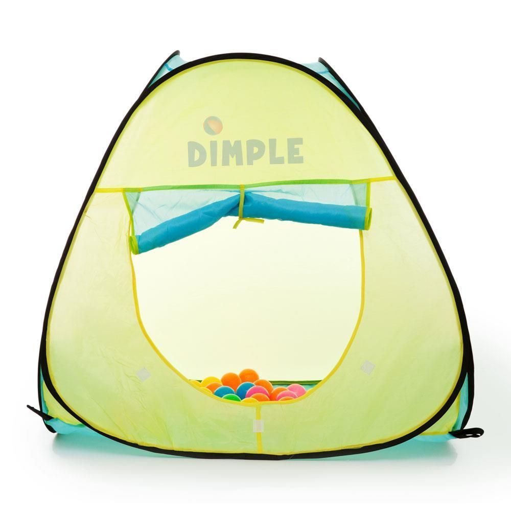 Dimple Childrenu0027s Pop Up Triangle Tent with 50 Balls DC11879  sc 1 st  Pinterest & Dimple Childrenu0027s Pop Up Triangle Tent with 50 Balls DC11879 ...