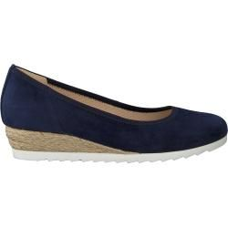 Photo of Gabor Slipper 641 Blue Gabor