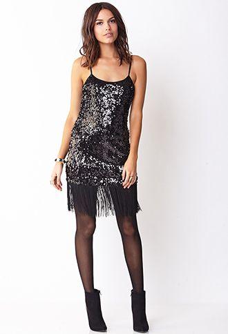 Fringe Dress Forever 21