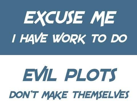 how to make an excuse plot
