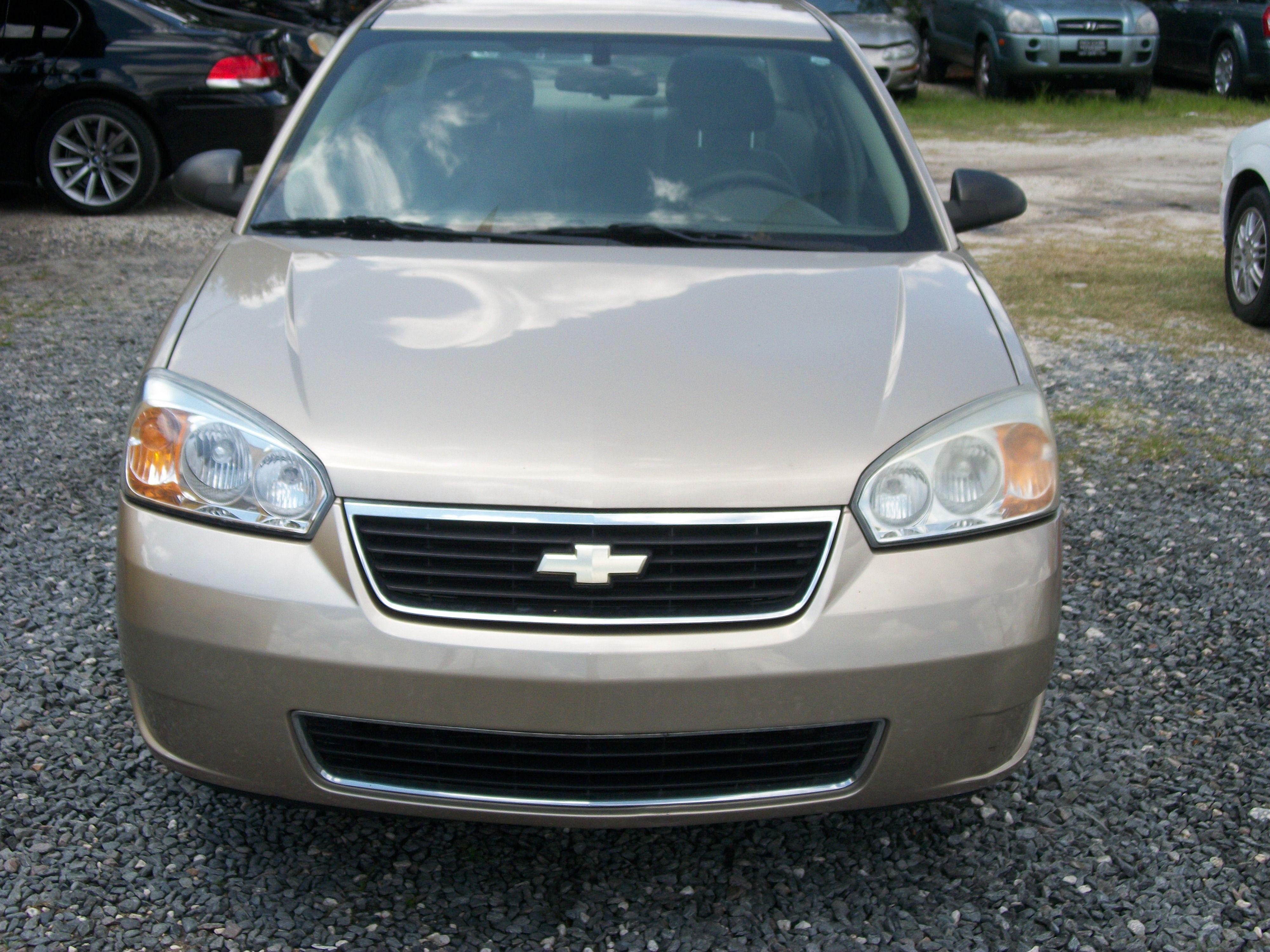 2008 Chevrolet Malibu Tan 125k 7 500 Tan Leather Seats 4 Door