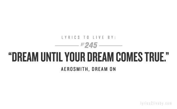 Aerosmith Lyrics Music Is Good For The Soul Song Lyrics Rock
