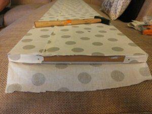 DIY - Rivestire un armadio di stoffa | Stoffe ...