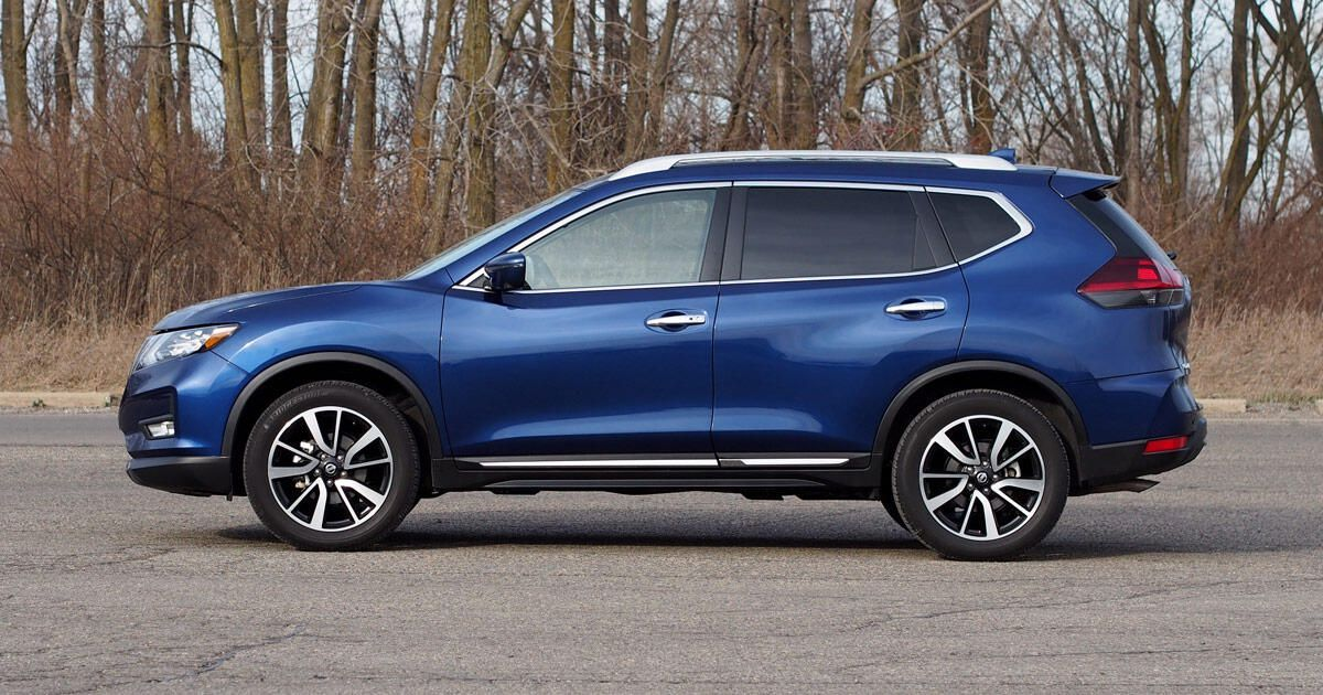 2020 Nissan Rogue Review Aging Gracefully In 2020 Nissan Rogue Compact Crossover Nissan