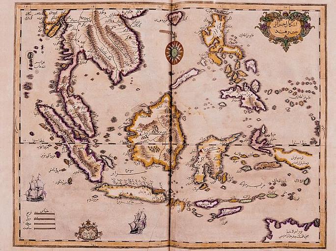 Berkas Indonesia By Ibrahim Muteferrika 1674 1745 Png Wikipedia Bahasa Indonesia Ensiklopedia Bebas Peta Indonesia Foto Langka