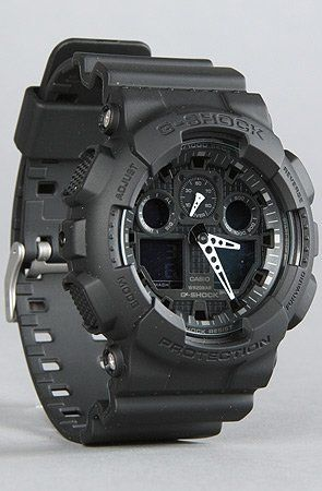 a90a77dff673 G-SHOCK The GA 100 Military Series Awesome alphamale watch!
