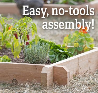 Easy No Tools Assembly With The New Rustic Red Cedar Farmhouse