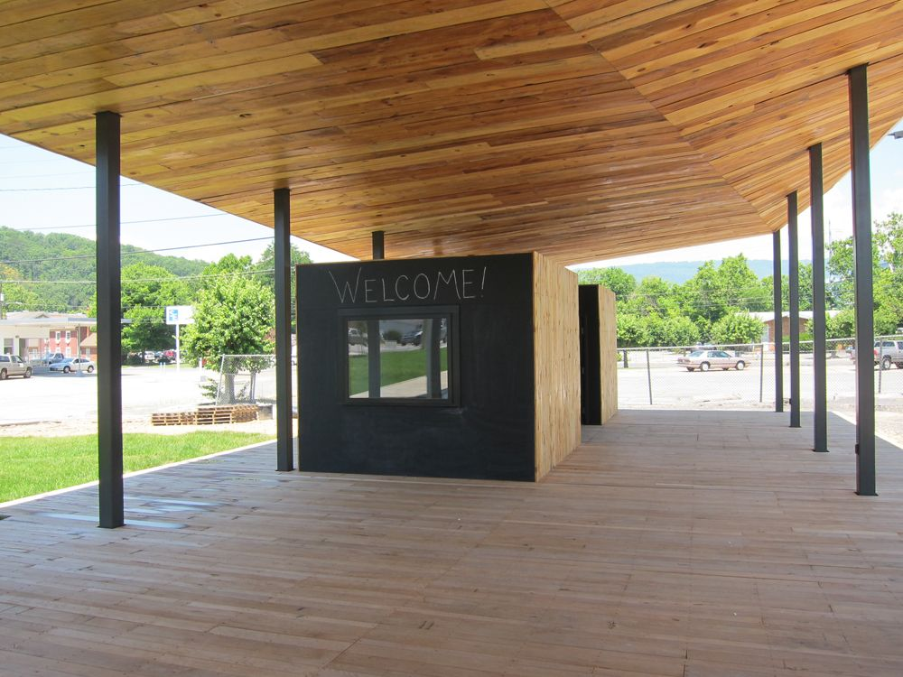 Covington Farmers Market Design Buildlab Project S