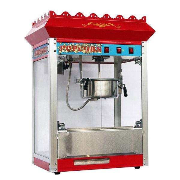 8 Oz Commercial Tabletop Popcorn Maker Machine