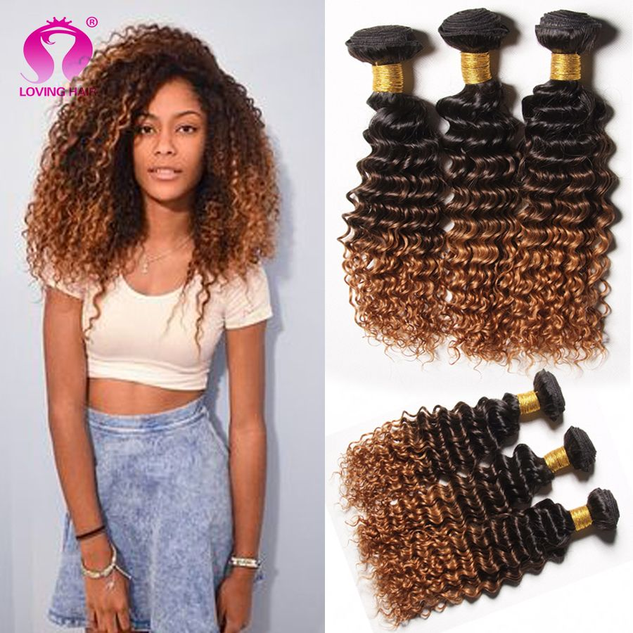 Brazilian afro kinky curly human hair weave 3 bundles caring malaysian ombre deep wave virgin hair 3pcs lot100 curly virgin hair factory selling 7a cheap hair weave online darl brown for just 6903 pmusecretfo Choice Image