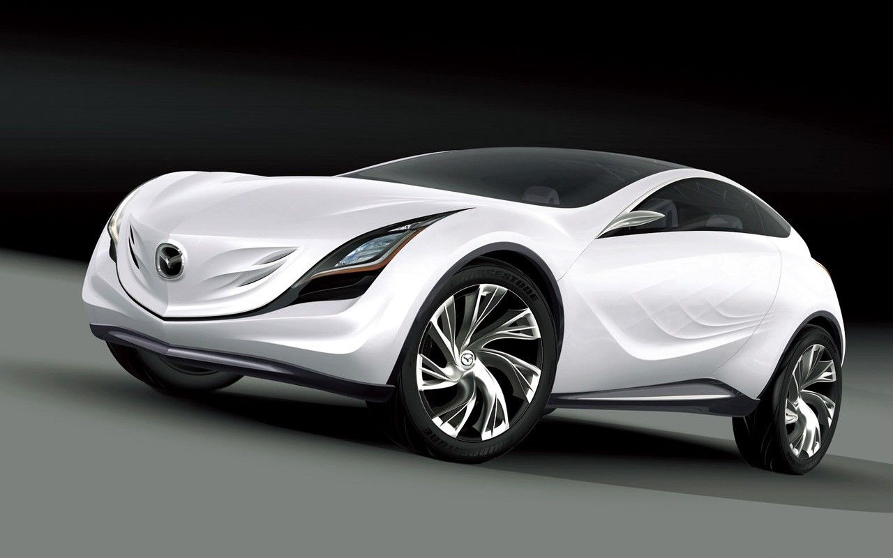 Mazda Kazamai Concept Cars And Other Transport Cars Concept