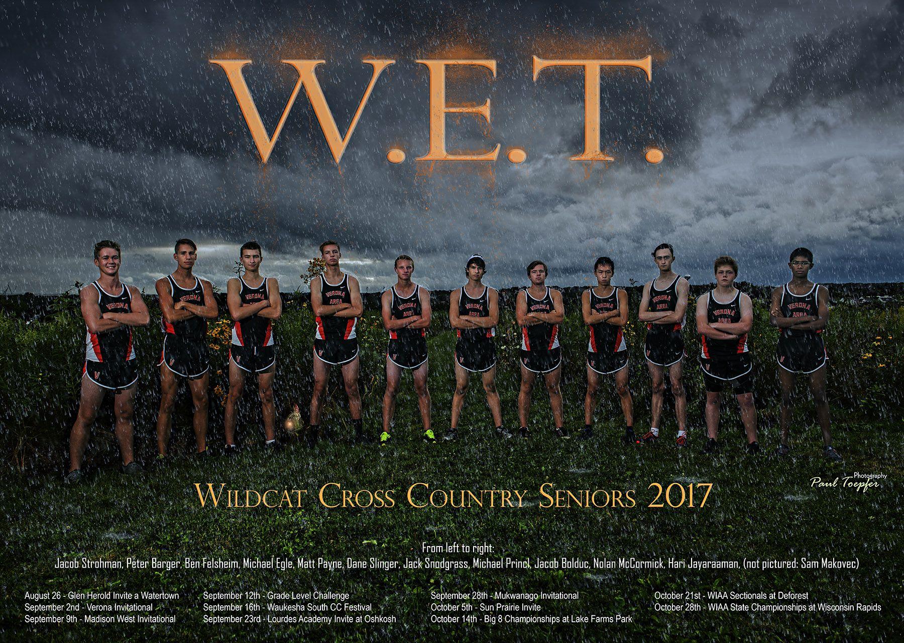 Cross Country Sport Team Poster School Sports Posters Groups Poster High School Sports Posters
