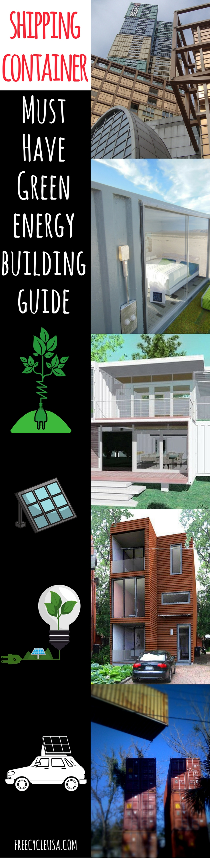 Build Your Own Green Home how to build your own shipping container home | cabin and house