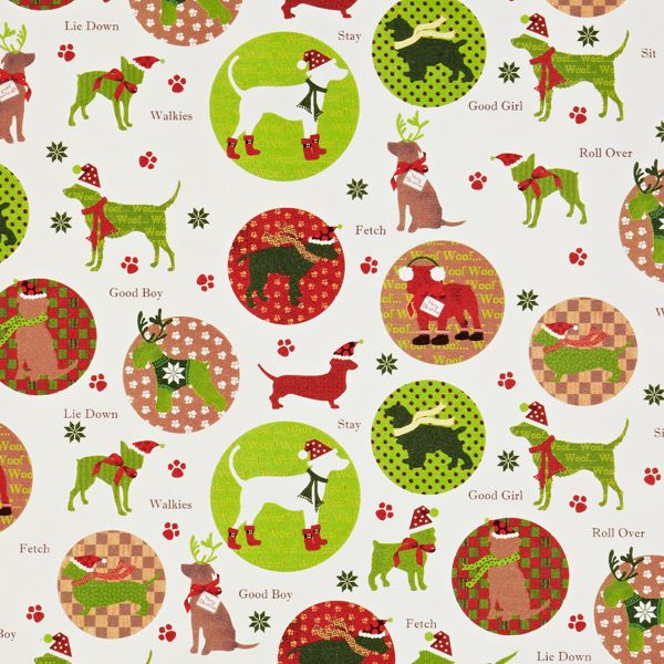 Wrap Christmas Dogs Gifts And Wrapping Pinterest