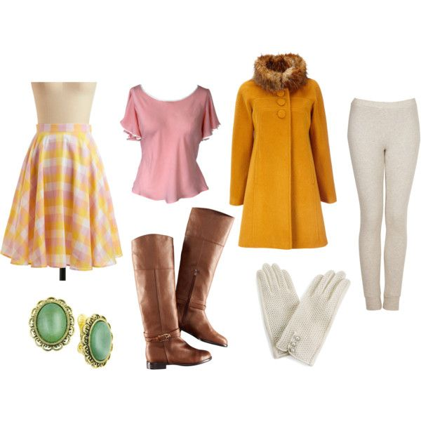 """""""meringue winter styling"""" by paigeyp on Polyvore"""