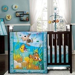 Decorating An Ocean Themed Nursery For Your Little One Looking Under The Sea Decor Beach Animals And Bedding