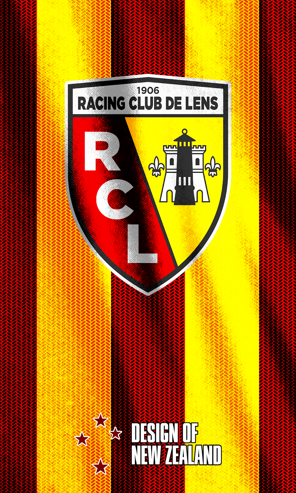 Wallpaper Racing Club De Lens Racing Club Campeonato Frances Club