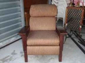 Lazy Boy Mission Style Recliner Sale Set This Mission Style