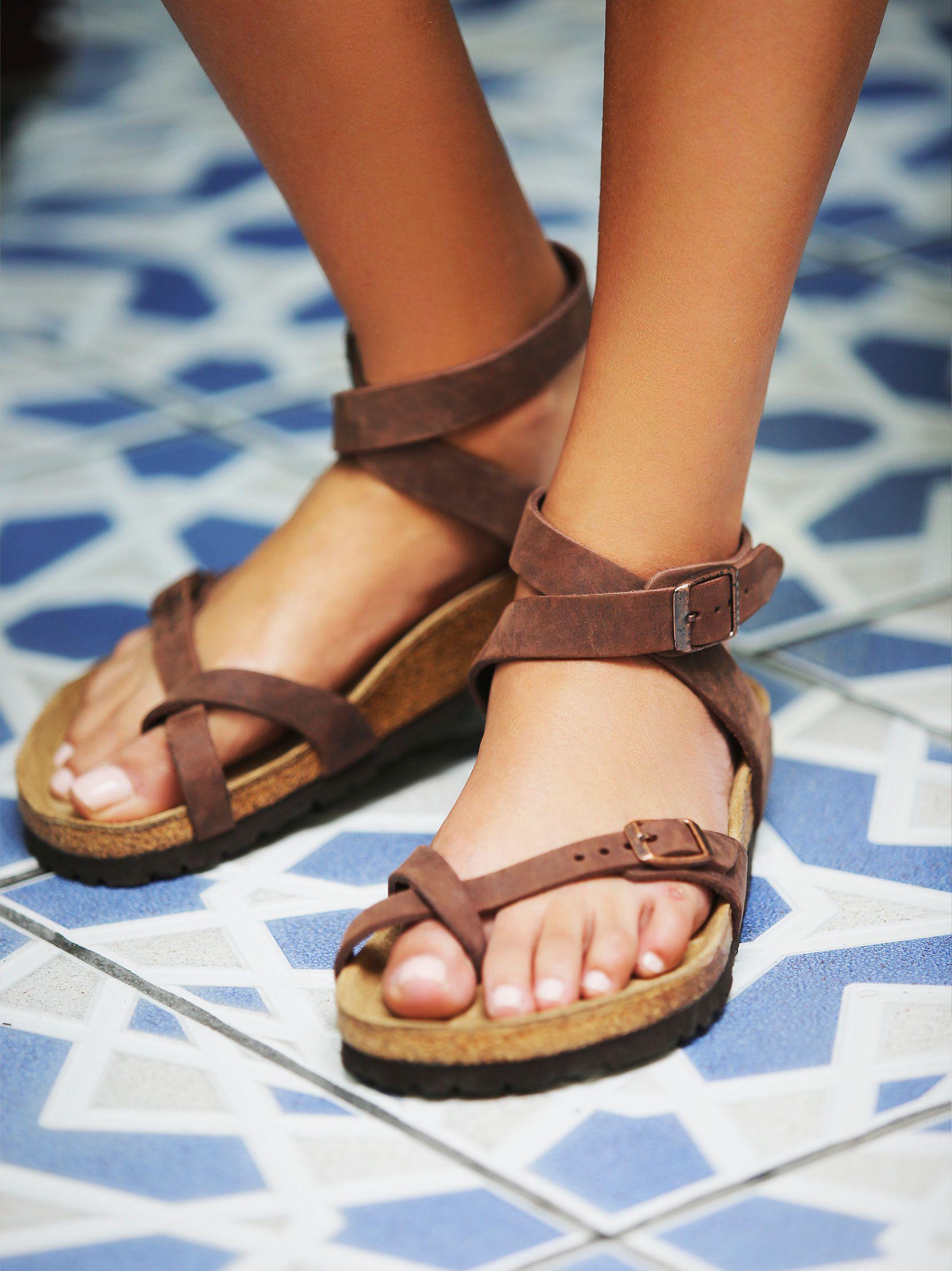 7a04d82946d Yara Birkenstock Sandal in 2019