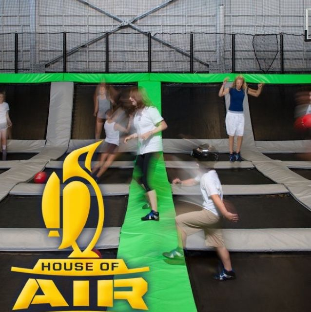 House Of Air Fun Things To Do Indoor Playground Playground