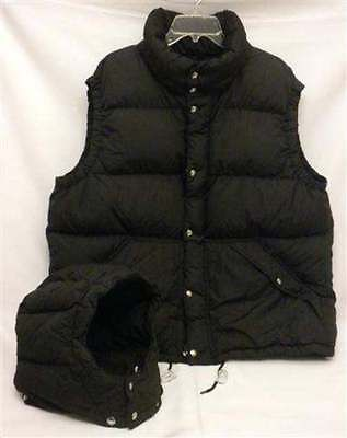 01eb2cd6a NWT Ralph Lauren Polo Water Repellant Puffer Black Down Hooded Vest Men's  2XB.