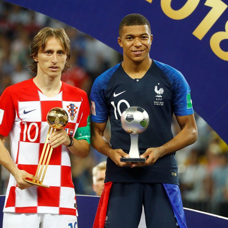 Coupe du monde FranceCroatie Mbappé, la foudre a