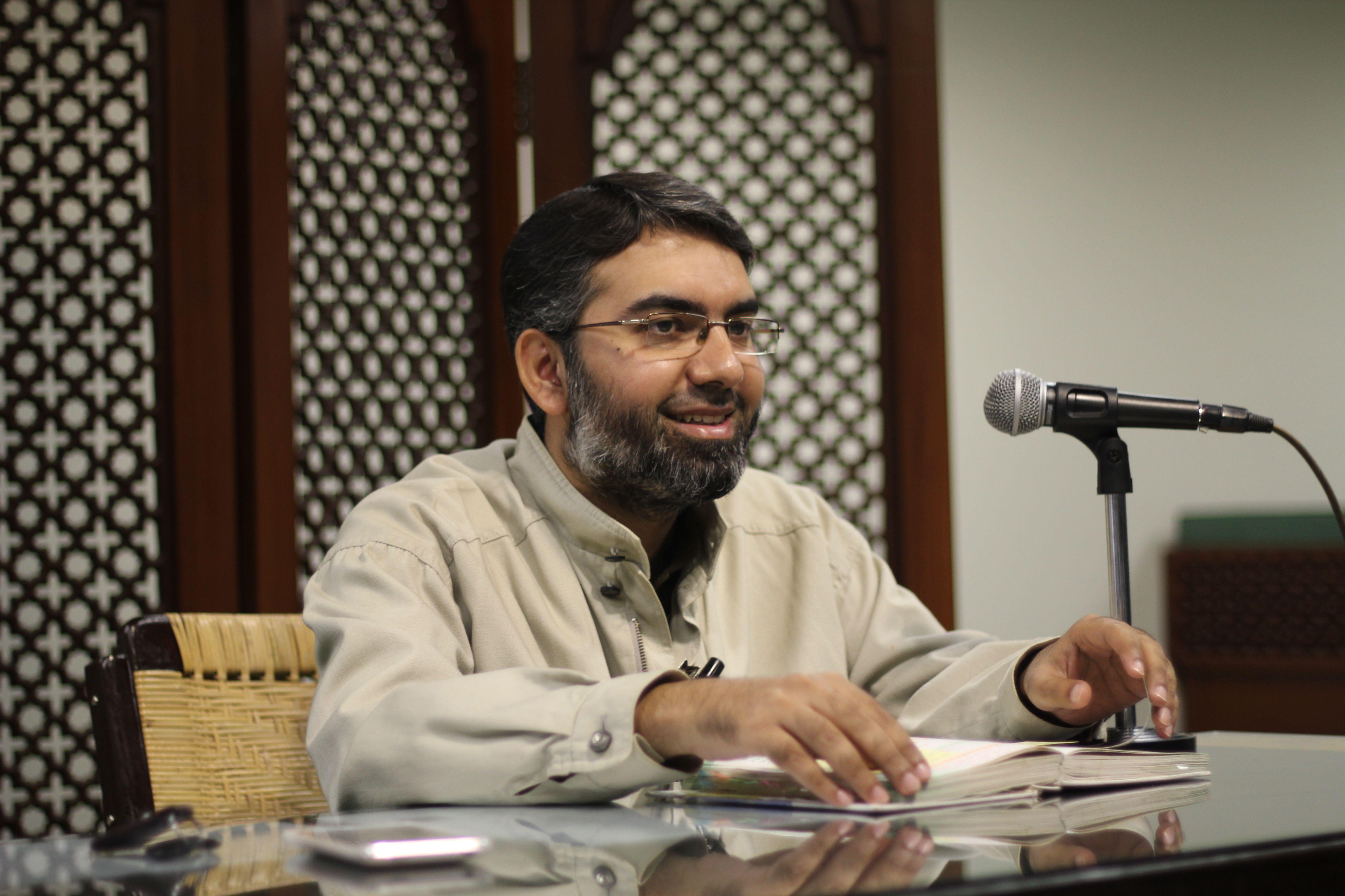 Faculty : Ahmed Zafar
