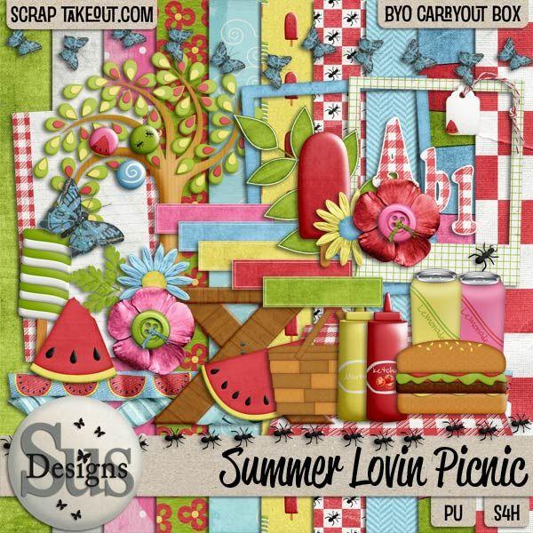 Summer lovin picnic