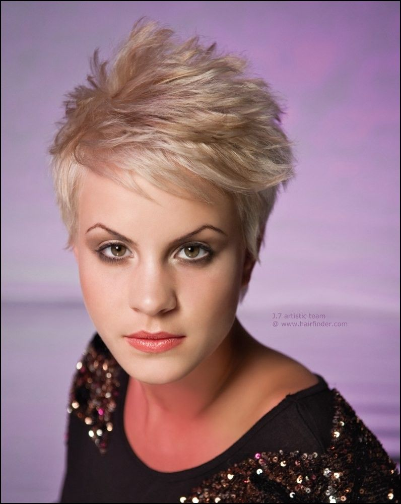 Easy to maintain short haircuts hairstyles ideas pinterest