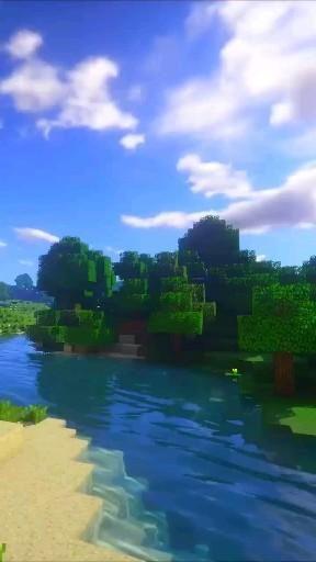 Minecraft live Wallpaper 🖼️💓