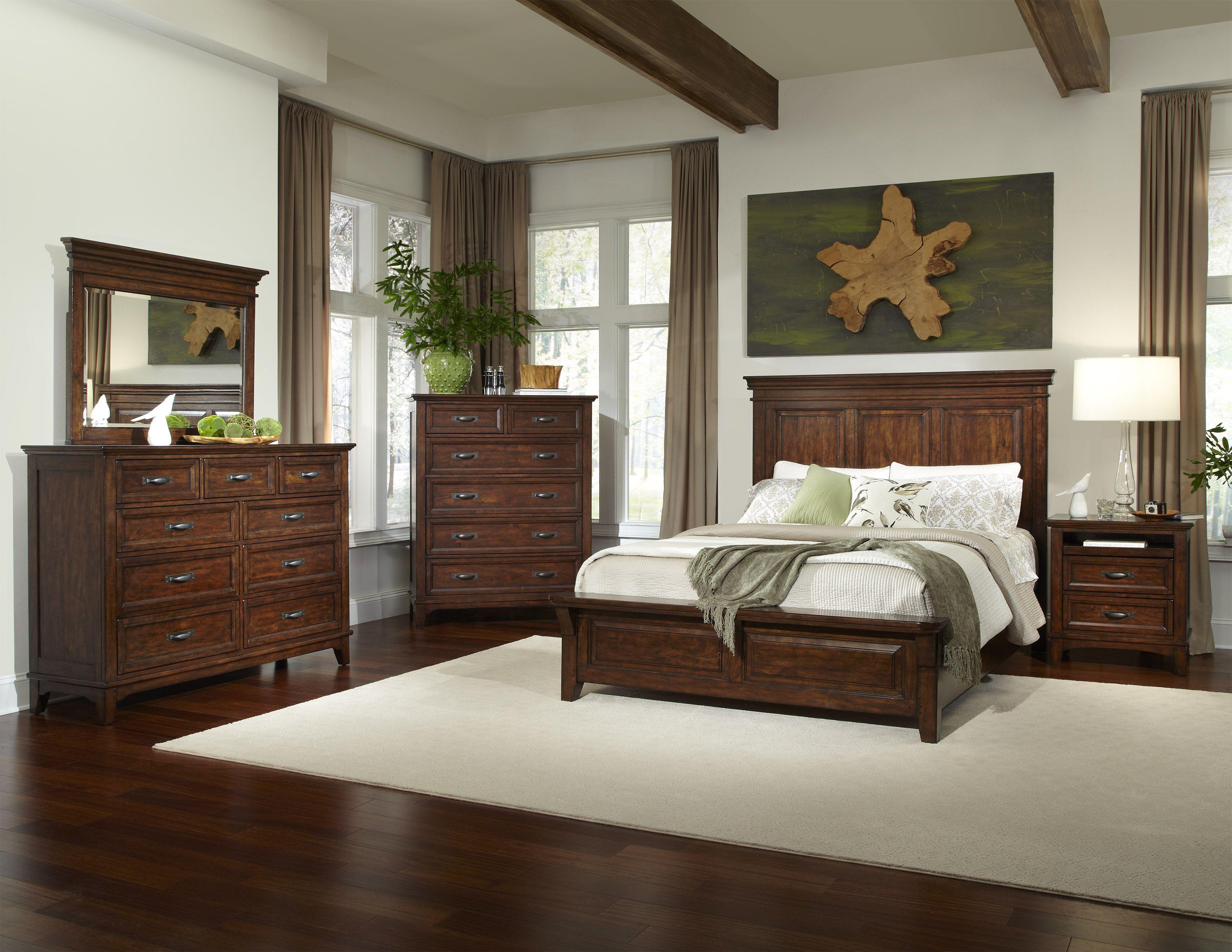 Star valley bedroom set bedroom furniture pinterest bedrooms