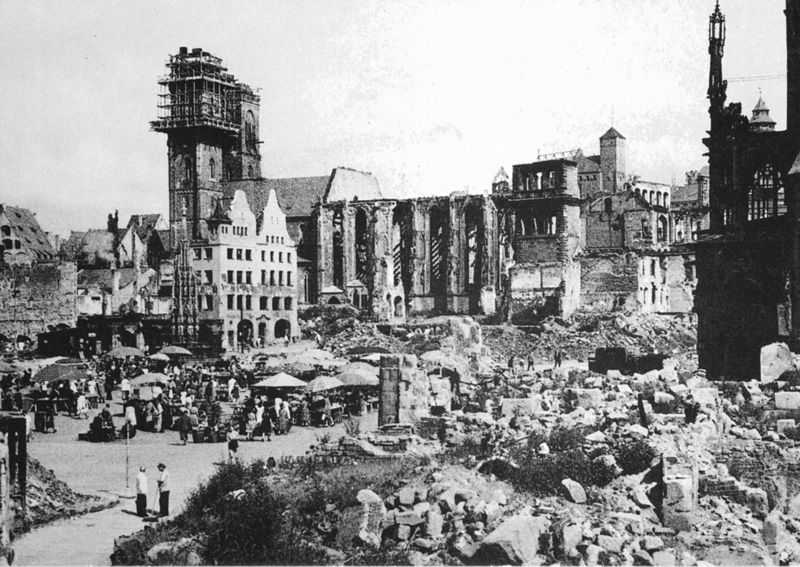 Bombing Of Berlin In World War Ii Photos World War Ii Was The