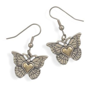 heart of gold butterflys