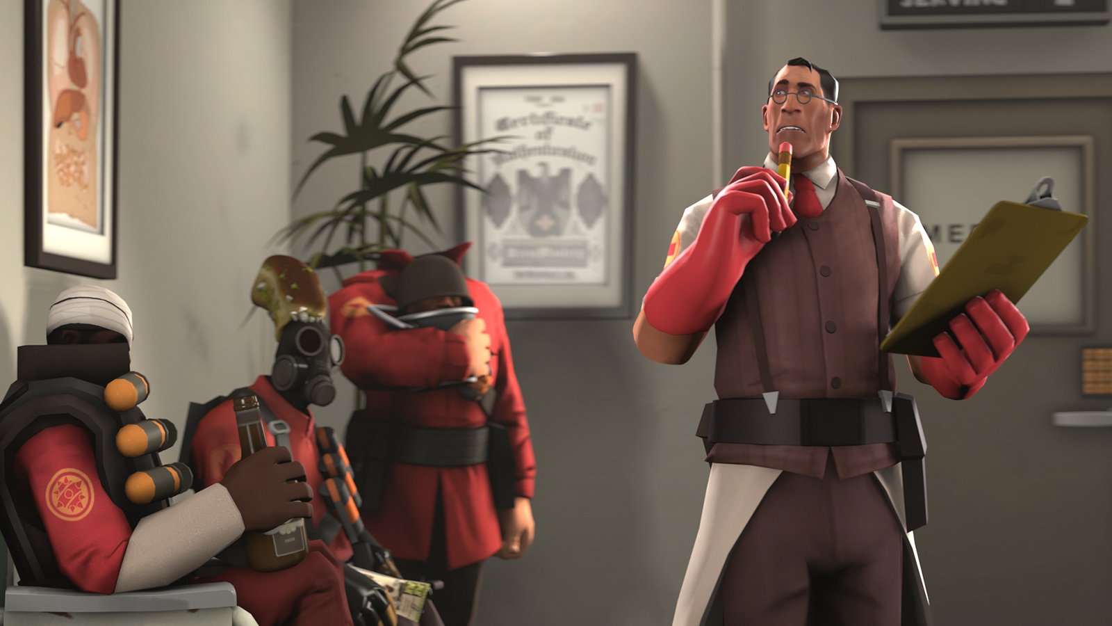Pin by Whiteheron55 on This is Team fortress 2 in 2020